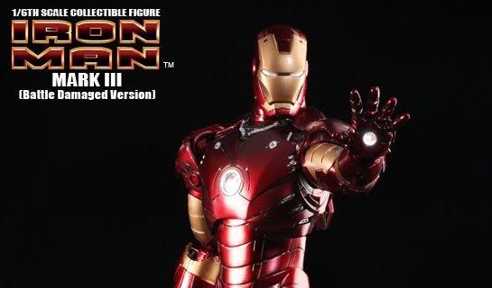 iron man mark III Iron Man Mark III - Most Anticipated Toy