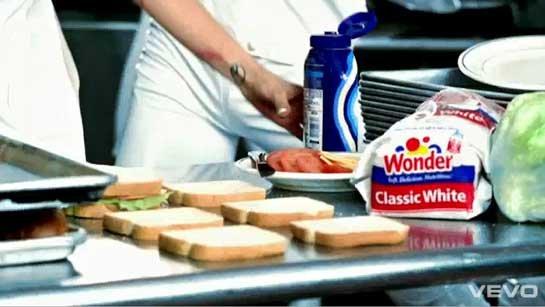 Telephone - Wonder Bread