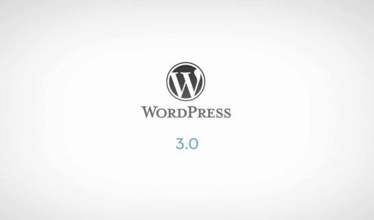 Thelonious WordPress Three Point Oh!