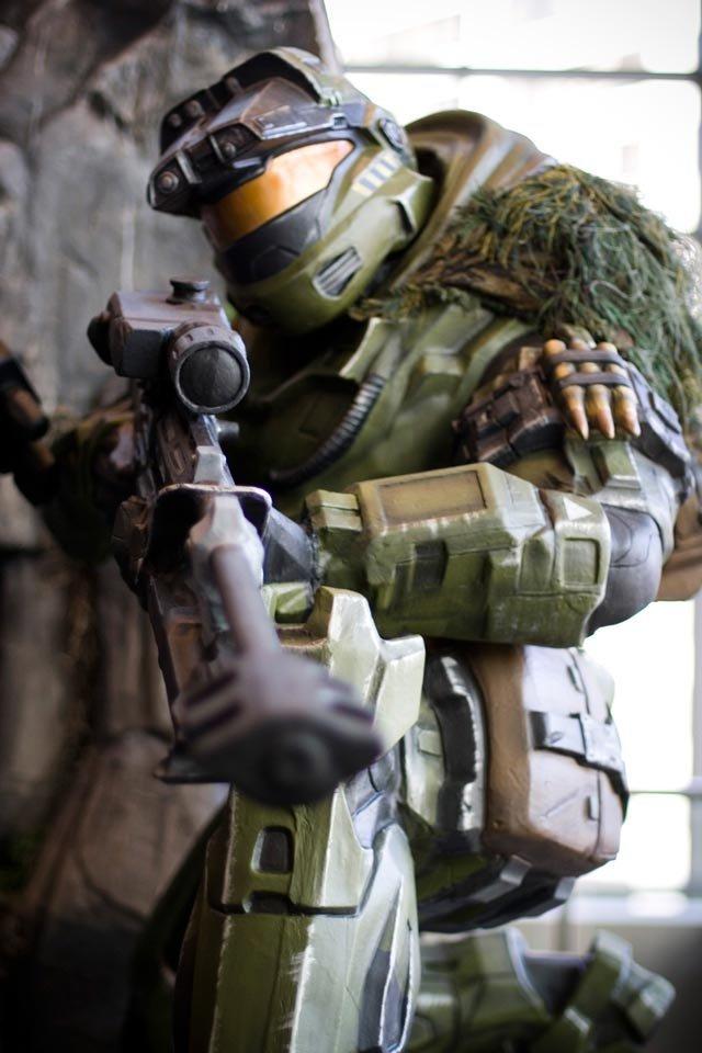 Halo Spartan Halo Reach Pre-launch Invasion