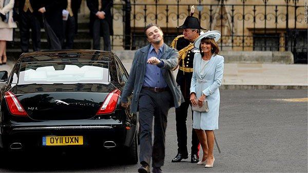 Leo Strut - Royal Wedding - Middleton