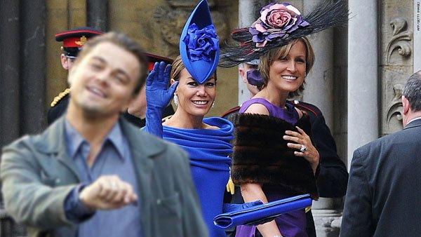 Leo Strut - Royal Wedding