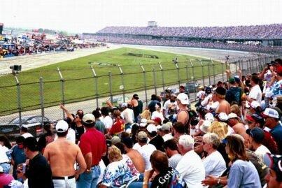 TALLADEGA NASCAR