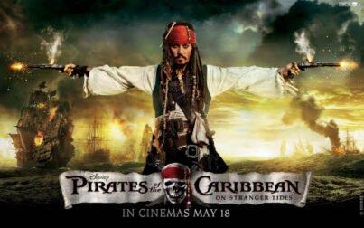 Pirates of the Caribbean On Stranger Tides - Jack Sparrow