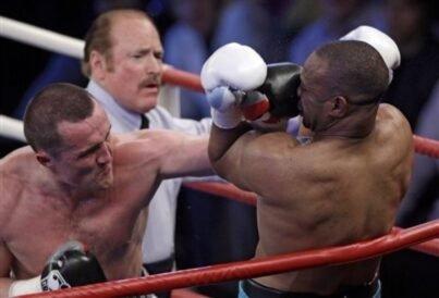 Roy Jones vs Denis Lebedev