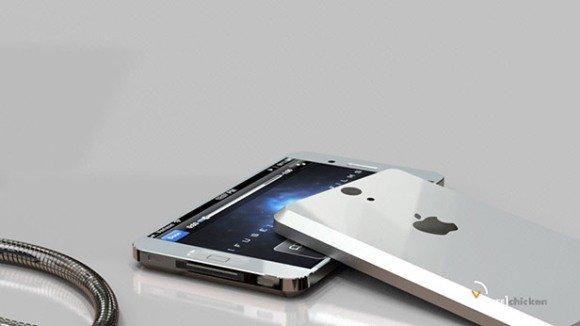 LiquidMetal iPhone 5 Concept