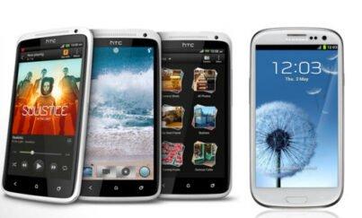 HTC One X vs Samsung Galaxy S III