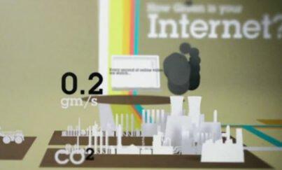 green internet