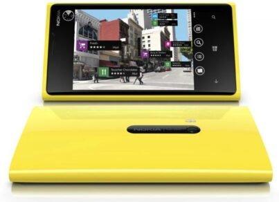 Windows-Phone-8 - Lumia 920