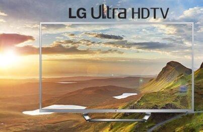 LG 84-inch Ultra HD TV