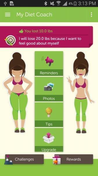 My Diet Coach - Diet and Motivation App for Women