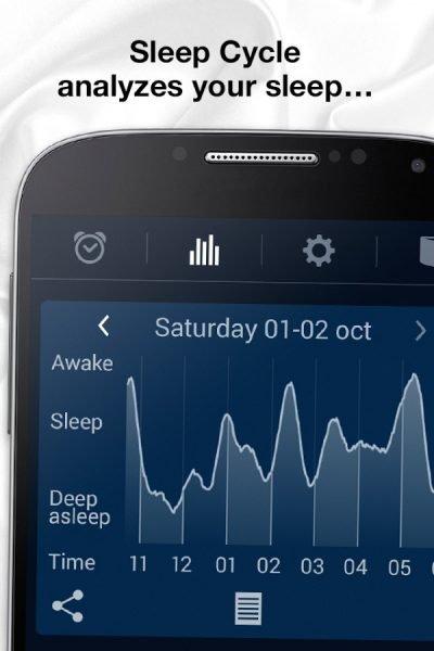 Sleep Cycle Alarm Clock - Wake Up Refreshed