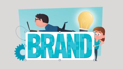 Illustration - Brand Management