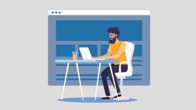 Illustration - Hiring A Professional Web Designer