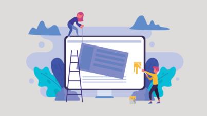 Illustration - Web Design - Efficient Web Design