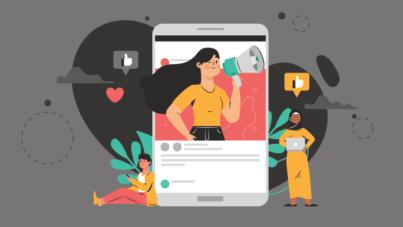 Vector Illustration - Digital Marketing